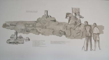 11 Jh.: Entstehung der Ödenburg