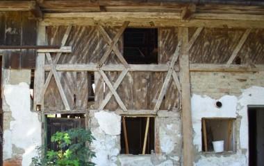 2014: Sanierung des Rochlhauses