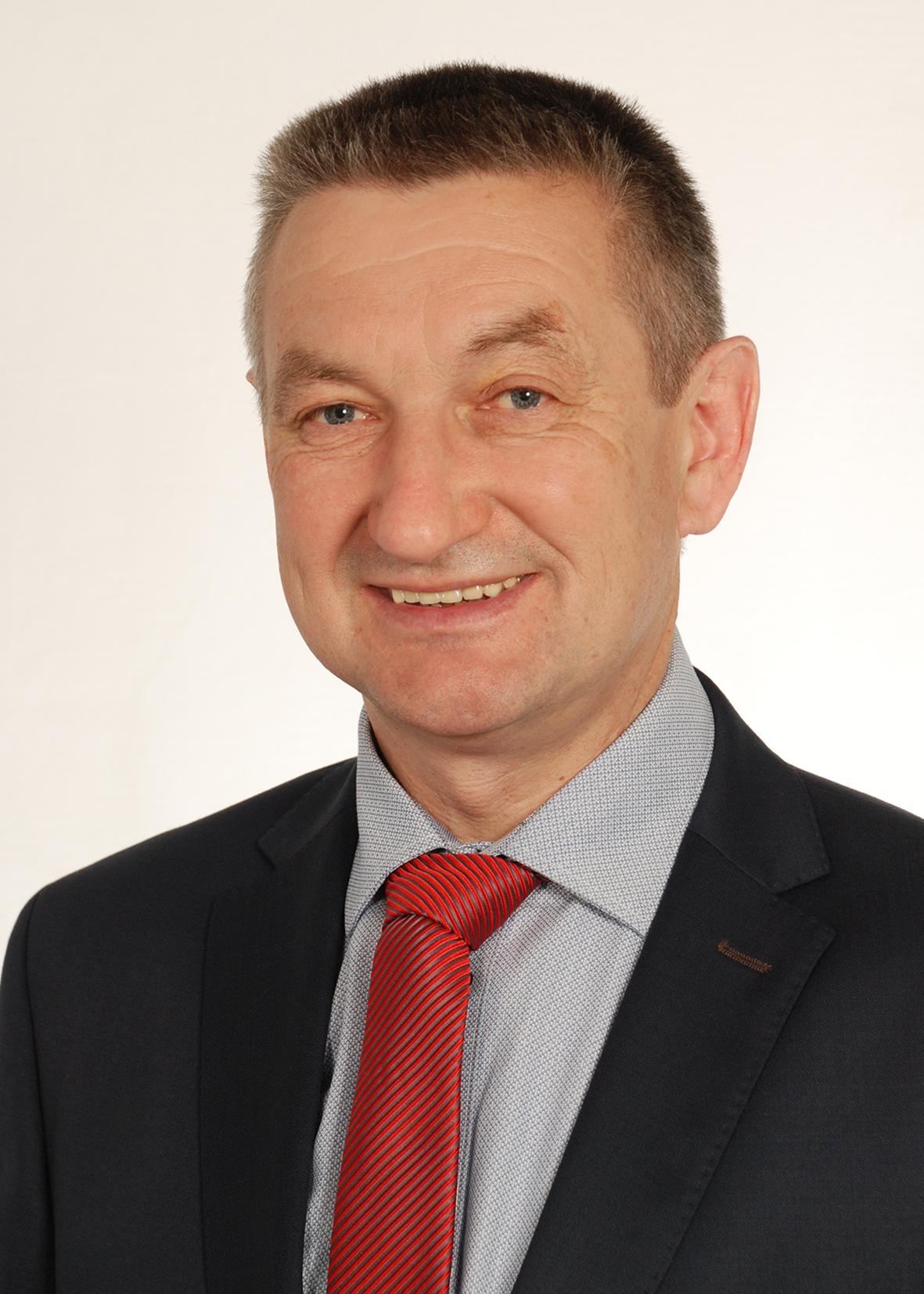 Bürgermeister Leonhard Stork