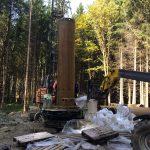 Ausbau Brunnen