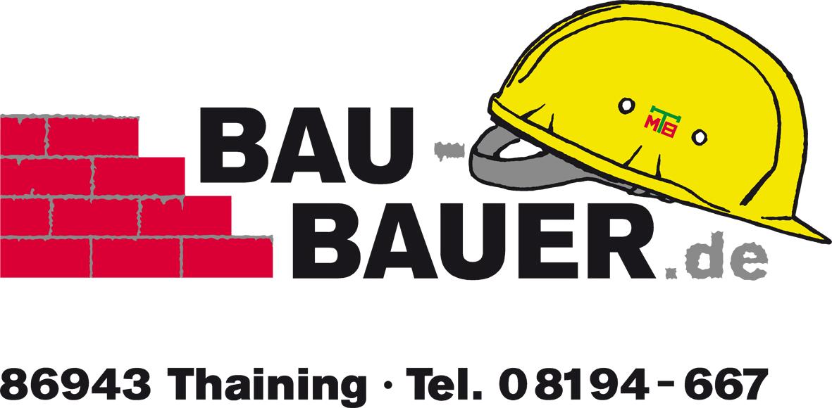Bau Bauer Logo